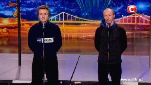 Україна має талант Україна має талант Акробатика на пилоне от Дмитрия Политова и Егора Чуракова - Кастинг в Одессе
