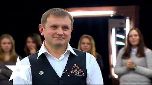 Україна має талант Україна має талант Бильярд с фокусами и трюками - В Украине есть талант - Кастинг в Киеве - 05.04.2014