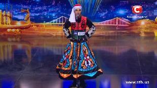 Україна має талант Україна має талант Египетское танцевальное шоу от Арма Шабана - Кастинг в Донецке
