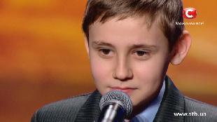 Україна має талант Україна має талант Имитатор Кирилл Яковлев - Кастинг в Донецке