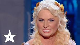Україна має талант Україна має талант Марина Верета. Первый прямой эфир