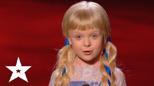 Україна має талант Україна має талант Мария Пельховская. Второй прямой эфир