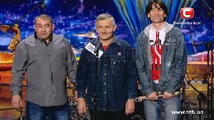 Україна має талант Україна має талант Рок-н-ролл от группы «Шик» - Кастинг в Донецке