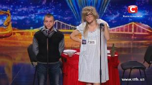 Україна має талант Україна має талант Шоу «Идиоты» - Кастинг в Харькове