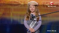 Україна має талант Україна має талант Стихотворение в исполнении Евы Адамовой Кастинг в Харькове