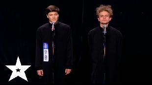 Україна має талант Україна має талант Удивительное светошоу от дуэта