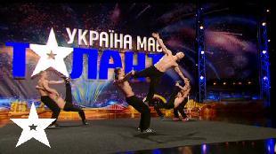 Україна має талант Україна має талант Воркаут от коллектива
