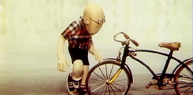 Смотреть Укрощение велосипеда