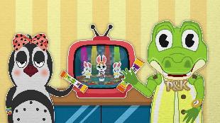 Уроки от Пинги и Кроки Сезон-1 Калейдоскоп