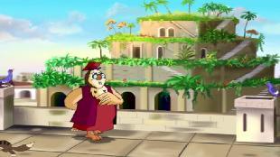 Уроки тетушки совы Чудеса света Чудеса света - Эйфелева башня
