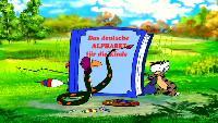 Уроки тетушки совы Немецкий алфавит Немецкий алфавит - Буква E