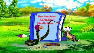 Уроки тетушки совы Немецкий алфавит Немецкий алфавит - Буква Y