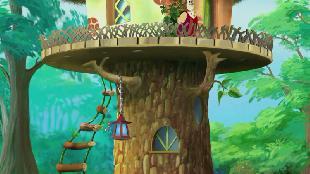 Уроки тетушки совы Сказки африканской саванны Сказки африканской саванны - Попугай-дразнилка