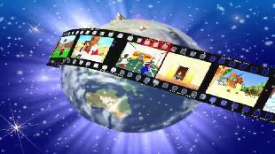 Уроки тетушки совы Веселое новогоднее путешествие Веселое новогоднее путешествие - Серия 4