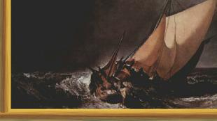 Уроки тетушки совы Всемирная картинная галерея Всемирная картинная галерея - Джозеф Мэллорд
