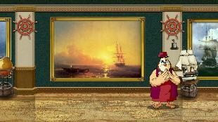 Уроки тетушки совы Всемирная картинная галерея Всемирная картинная галерея - Иван Айвазовский