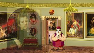 Уроки тетушки совы Всемирная картинная галерея Всемирная картинная галерея - Карл Брюллов