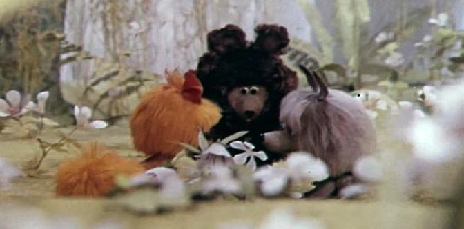 Смотреть Ушастик и его друзья