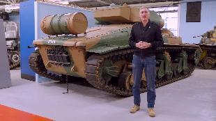 В командирской рубке. Обзоры реальных танков. Сезон-1 Рассмотри танк AC I Sentinel. В командирской рубке. Часть 1