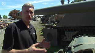 В командирской рубке. Обзоры реальных танков. Сезон-1 Рассмотри танк M56 Scorpion. В командирской рубке. Часть 1