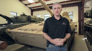 В командирской рубке. Обзоры реальных танков. Сезон-1 Загляни в реальную арту 2С1