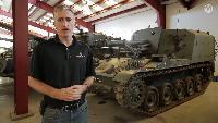 В командирской рубке. Обзоры реальных танков. Сезон-1 Загляни в реальный AMX 105. В командирской рубке