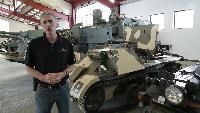 В командирской рубке. Обзоры реальных танков. Сезон-1 Загляни в реальный LP2. В командирской рубке