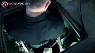 В командирской рубке. Обзоры реальных танков. Сезон-1 Загляни в реальный танк Комет. Часть 2.