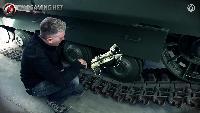В командирской рубке. Обзоры реальных танков. Сезон-1 Загляни в реальный танк Конкерор.Часть 1/3.