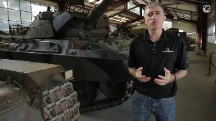 В командирской рубке. Обзоры реальных танков. Сезон-1 Загляни в реальный танк Leopard 1. В командирской рубке