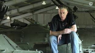 В командирской рубке. Обзоры реальных танков. Сезон-1 Загляни в реальный танк Объект 704. Часть 1.