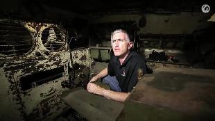 В командирской рубке. Обзоры реальных танков. Сезон-1 Загляни в реальный танк Объект 704. Часть 2.