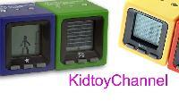 Видео обзоры игрушек - Cube мира Стик Люди (Series-2 Mic)