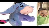 Видео обзоры игрушек - Ослик Иа Fisher-price