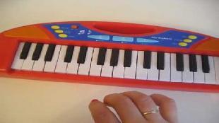 Видео обзоры игрушек - Синтезатор