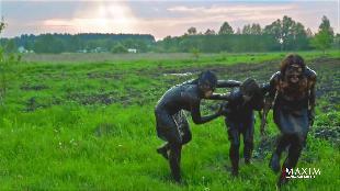 Видеосалон Сезон-1 Русские клипы глазами Papa Roach