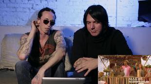 Видеосалон Сезон-1 Русские клипы глазами шведских металистов Deathstars