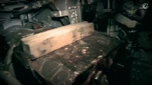 Внутри танка Сезон-1 Внутри танка. Conqueror
