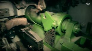 Внутри танка Сезон-1 Внутри танка. Cromwell