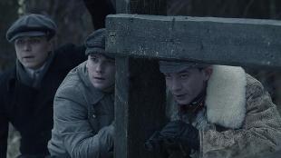 Военная разведка 3: Северный фронт Сезон-1 Серия 1.