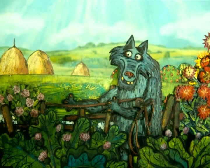 Смотреть Волк и баран
