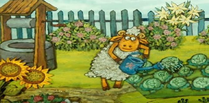 Смотреть Волк и баран (Беларусьфильм, 2012) • Видеоняня ТВ