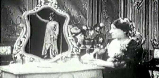 Смотреть Волшебное зеркало