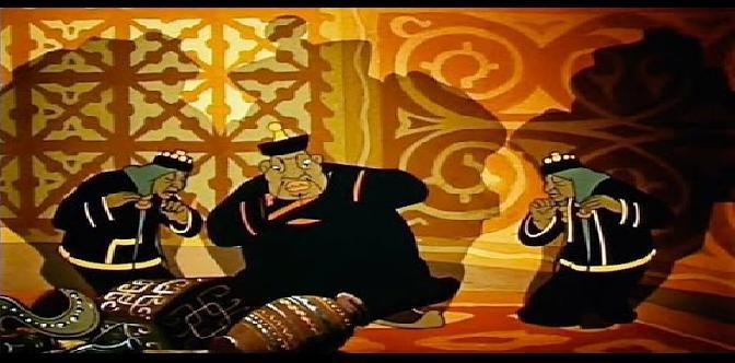 Смотреть Волшебный клад. Советский мультфильм.