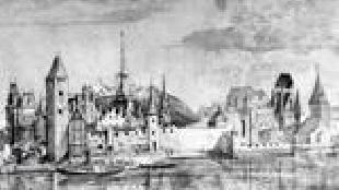 Всемирная картинная галерея Сезон-1 Альбрехт Дюрер.Чёрно-белая сказка