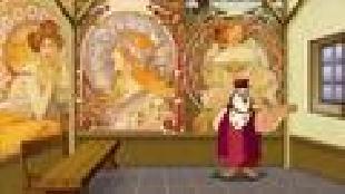 Всемирная картинная галерея Сезон-1 Альфонс Муха. Сказка о художнике и его музе