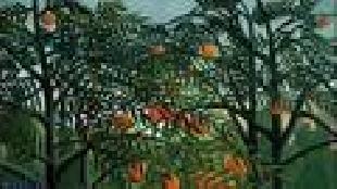 Всемирная картинная галерея Сезон-1 Анри Руссо. Художник–чудак