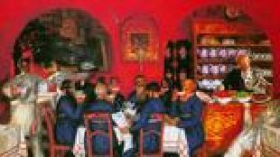 Всемирная картинная галерея Сезон-1 Борис Кустодиев. Русская сказка
