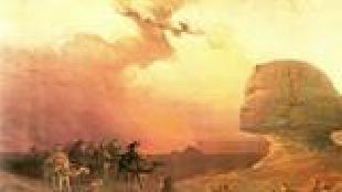 Всемирная картинная галерея Сезон-1 Дэвид Робертс. Путешествие по берегам Нила