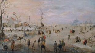 Всемирная картинная галерея Сезон-1 Хендрик Аверкамп. Прогулка по зимней Голландии